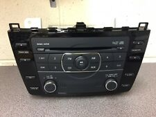 Mazda 6 car radio stereo CD Mp3 player Original Oem Manufacturer Head Unit