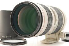 Mint Canon Ef 70-200mm F2.8L USM Objektiv SLR Film Kamera 35mm F/2.8 Aus Japan