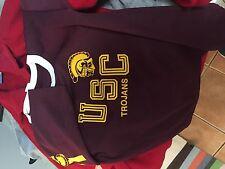 Vintage Hutch USC Trojans University ncaa football  jersey youth medium
