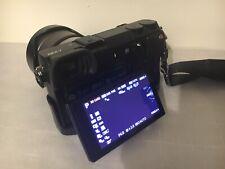 Sony Alpha NEX-7K 24.3MP (Body Only) w accessories