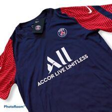 Nike Paris Saint-Germain 2020/2021 Mens Strike Soccer Jersey Large L CD4915 411