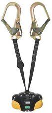 MSA Safety 10118937 Twin Leg PFL, 6', 36CL Steel Rebar Snaphooks, ANSI Z359.14