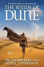 Dune Ser.: The Winds of Dune by Kevin J. Anderson and Brian Herbert (2009, Hardcover)