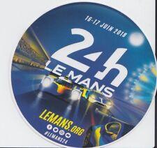 Le Mans 2018 Sticker 16-17.