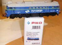 Piko 52812-2 Diesellok ST 44-1231 PKP CARGO,DSS, Epoche 5/6 Polen Taigatrommel