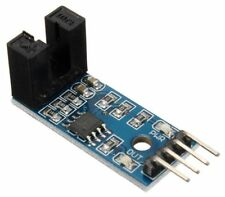 Infrared Speed Sensor Slotted 4 pin Optical Photoelectric Module Arduino LM393