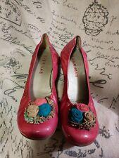 SABRINAS  Pink Ballerina Slippers Size 39