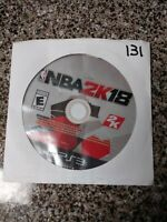 NBA 2K18 (Sony PlayStation 3, 2017) disc only.
