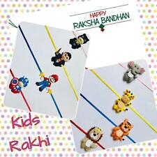 Felt Kids rakhi/ Indian bracelet/ Hindu festival thread/ kids wristband
