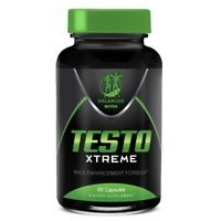 TESTO XTREME ANABOLIC STRONGEST TESTOSTERONE BOOSTER MUSCLE TRIBULUS PILLS