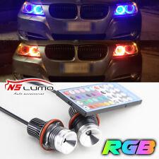 Lux Rgbw Led Angel Eyes Halo Ring Fernbedienung für BMW E39/E60/E64/E65 /E66/