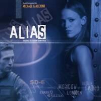 Alias : Season 1 / 2001 - Michael Giacchino - Varese Rec. - Score Soundtrack CD