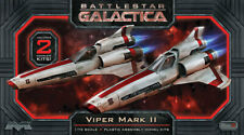 Battlestar Galactica 2003 Colonial Viper MK II 1/72 Scale Kit 2 Pack 18SMB21