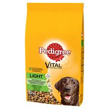 Pedigree Light Complete Dry Dog Food - Chicken & Vegetables - 10kg