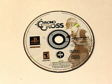 Chrono Cross Sony Playstation PS1 Video Game Disc Only