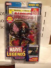 Marvel Legends Series 8 VIII  Black Widow Action Figure MIP 2004 ToyBiz Avengers