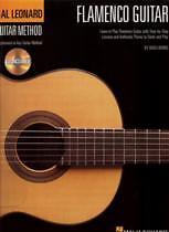 HAL LEONARD FLAMENCO GUITAR METHOD Bk/Audio
