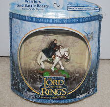 LOTR Armies Middle Earth Warriors Battle Beasts Merry Rohan Armor on Pony 48000