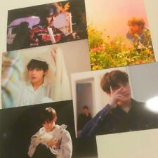 BTS Exhibition V Official Concert Photo 5 Set Bangtan Boys Goods photocard