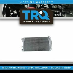 TRQ AC Condenser A/C Air Conditioning with Receiver Drier for 02-08 Mini Cooper
