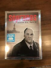 The Sopranos Season Six Part 2 HD-DVD New/Sealed