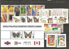 NED. ANTILLEN @ YEAR 1996 COMPLETE MNH** @ NA.3