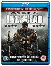 IRONCLAD BLURAY NEW SEALED COPY CLASSIC FILM ..FREE POSTAGE..