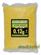 2500 BOLAS AIRSOFT 0,12 G PELLETS 35098 STOCKTOTAL