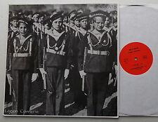 "69-K-RATS Legion connerie RARE 5 tracks 12"" EP PRIVATE press (1986) Punk EX+/EX"
