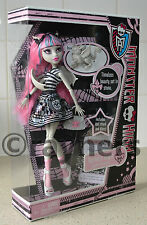 New | Monster High Doll Rochelle Goyle Pet & Diary Mattel X3650 Rare