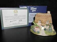 LILLIPUT LANE AMBERLEY ROSE (COLLECTOR CLUB SPECIAL) MINT BOXED DEEDS