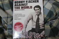 Bobby Fischer Against The World. Italian DVD - Liz Garbus - Ajedrez - Sellado