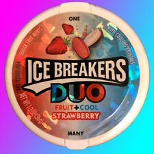 Ice Breaker DUO Fruit & Cool Strawberry Flavour