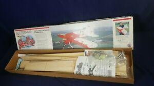 Vintage Great Planes Gee Bee Profile Aerobat GB40 1998 Balsa Wood R/C Kit NOS