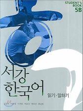 Sogang Korean 5B Student's Book w/ CD Korean language Free Ship
