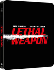 Lethal Weapon Blu-ray Limited Edition Steelbook UK Exclusive Region B NEW