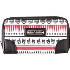 Metal Mulisha Maidens R.I.P. Wallet Woman's