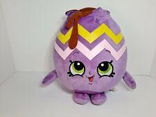 Shopkins Easter Large Plush- Googy Purple chocolate Egg plush