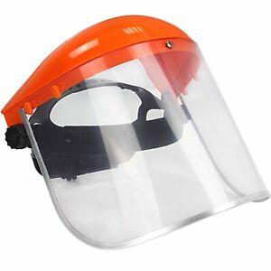 Forstschutzhelm M83093-2 Gesichtsschutz Schutzhelm Laborschutz Schutzschild
