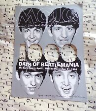 Mojo Magazine Promo 1 Sheet Cover Flyer '1000 Days of The Beatles' Mint