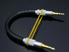 Canare L4E6S 3.5mm Male to Male Stereo Audio Cable For Headphones Amp Portable