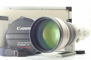 [MINT + Trunk] Canon EF 600mm f/4 L USM ULTRA SONIC Lens Hood Strap From JAPAN