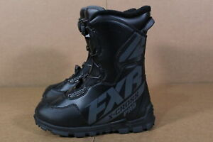 FXR X-Cross Pro BOA Boot Fixed Fur Lining Traction Performance Snowmobile SDP726