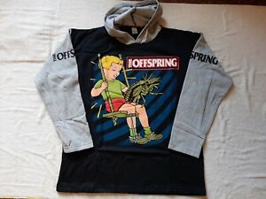 Vintage 1998 The Offspring Hoodie OG Punk 90s True Vintage Rancid Green Day