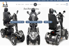 Ready made Drop shipping website Free hosting & set up , Electric Scooter