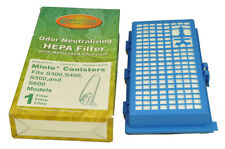 Hepa Filter Designed To Fit Miele Vacuum Cleaner