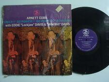 ARNETT COBB w/ EDDIE Lockjaw DAVIS & DAVIS Go Power LP Shrink PRESTIGE 7835 RVG