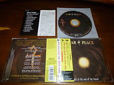 War & Peace / Light At The End Of The Tunnel JAPAN Dokken OOP!!!!! *A
