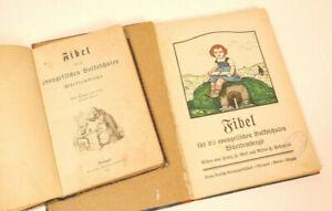 2 Fibeln Volksschulen Württemberg ab 1897