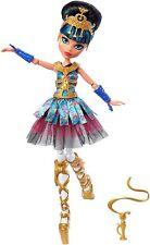 Monster High Ballerina Ghouls Cleo De Nile Doll